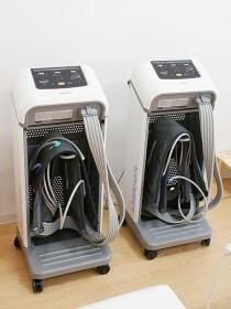 空圧マッサージ器